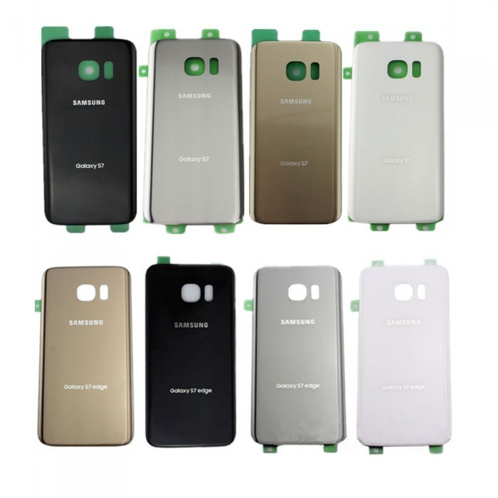 Samsung Galaxy S6/S7 Series Back OEM Battery Back Door Cover